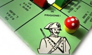 """Beppe Grillo blog, post 23 agosto 2013: """"Monopoli senza prigione"""""""