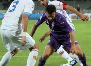 Fiorentina-Catania 2-1: video dei gol e interviste Montella-Maran (Serie A 2013-14)