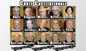 """Beppe Grillo, intervento del 20 settembre 2013: """"Le pennichelle della Corte Costituzionale"""""""
