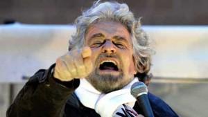 """Beppe Grillo dal suo blog: """"Letta è solo un pupazzo"""""""