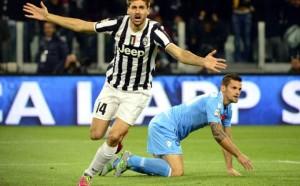 Juventus-Napoli 3-0: video partita e interviste Conte-Benitez (Serie A 2013-14)