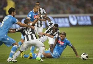 Juventus-Napoli: formazioni ufficiali, quote e diretta live (Serie A 2013-14)