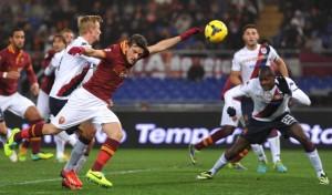 Roma-Cagliari 0-0: giallorossi perdono pezzi e primato | (Serie A 2013-14)