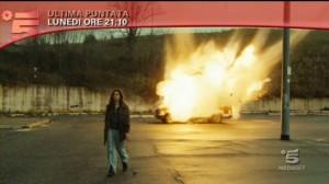 Squadra Antimafia 5, anticipazioni ultima puntata 18 novembre 2013: Rosy Abate evade...