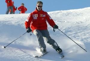 Michael Schumacher incidente con gli sci, è in coma