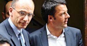 Legge Elettorale: botta e risposta Renzi-Letta