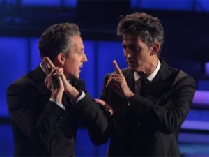 Sanremo 2015: Fazio propone i fratelli Fiorello, Rosario risponde