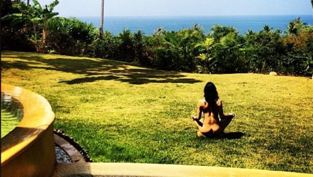 Michelle Rodriguez senza veli su Instagram