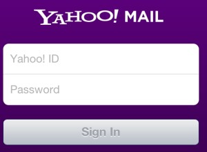 Yahoo! Mail: attacco hacker, imposto il cambio password