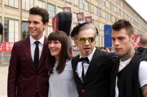X Factor 8, presentati i giudici: Mika, Morgan, Fedez e V.Cabello