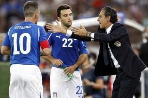 Brasile 2014, i 23 convocati ufficiali dell'Italia: fuori Rossi e Destro