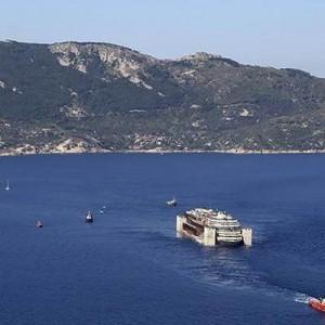 E la Concordia va, arrivo a Genova previsto domenica mattina