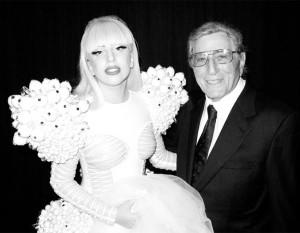 Lady Gaga duetta con Tony Bennett e furoreggia su Youtube