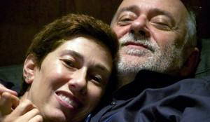 Giorgio Faletti, la testimonianza della moglie Roberta