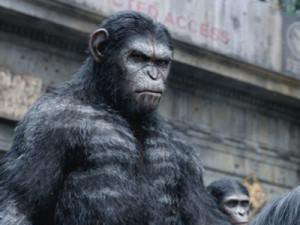 """""""Apes Revolution"""", ecco il nuovo film sul pianeta delle scimmie"""