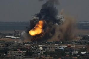 Gaza: attacco di terra sempre più vicino, 150 i morti