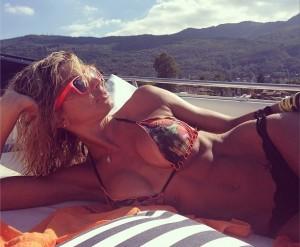 Maddalena Corvaglia, bikini da urlo su Instagram