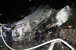 Tragedie in volo, due aerei si schiantano a Taiwan e in Niger
