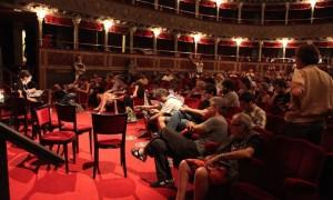 Teatro Valle: dopo tre anni gli occupanti hanno iniziato lo sgombero