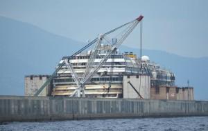 Costa Concordia: ritrovati a bordo resti di un braccio