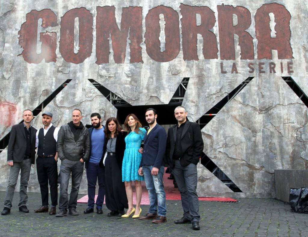 'Gomorra - La serie' conquista anche la Gran Bretagna