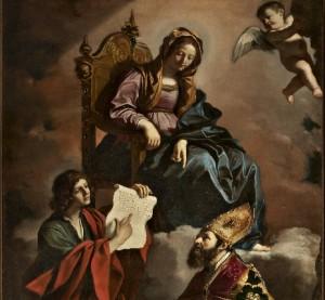 """Modena, rubato in chiesa un quadro del Guercino: """"Vale 6 milioni"""""""