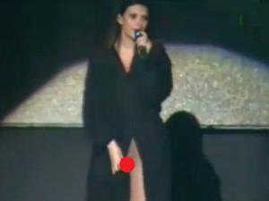 "Laura Pausini furiosa: ""In Perù non ero nuda!"""