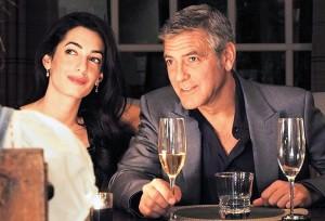 George Clooney dopo il matrimonio diventa papà