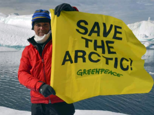 Greenpeace, la campagna per salvare l'Artico diventa virale