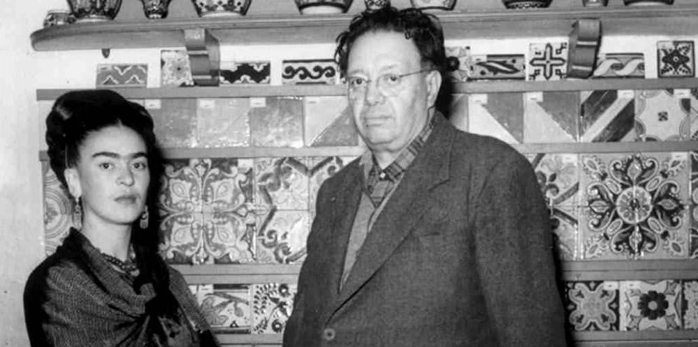 L'amore tra Frida Kahlo e Diego Rivera in una mostra a Genova