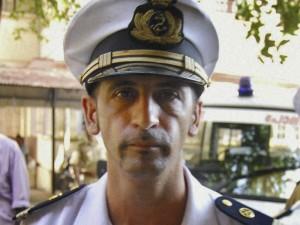 Caso Marò: Latorre è atterrato in Italia, a Taranto dalla sorella