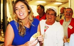 Maria Elena Boschi, la sua passione per la carne equina scatena polemiche