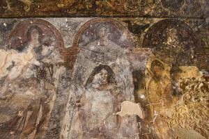 Svelati i segreti di Qusayr 'Amra grazie a restauratori italiani
