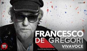 "De Gregori presenta ""VivaVoce"", un doppio album con 28 brani"