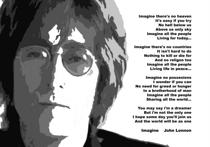 #IMAGINE, e John Lennon diventò un'app a sostegno dell'Unicef