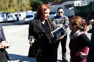 Lega, Consigliera comunale presa a schiaffi a Bologna da una rom