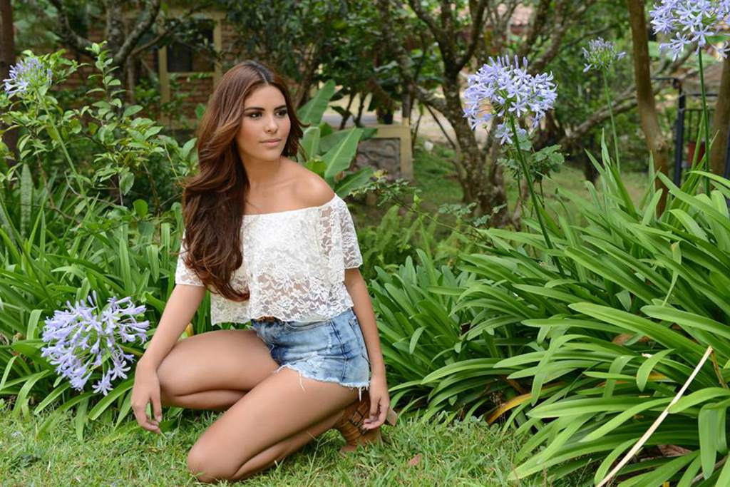 María José Alvarado Muñoz Miss Honduras 2014