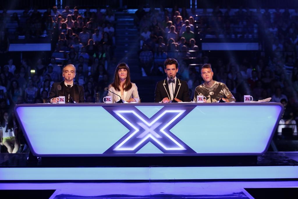 X Factor 2014, semifinale: fuori Leiner ed Emma, lite Morgan-Fedez