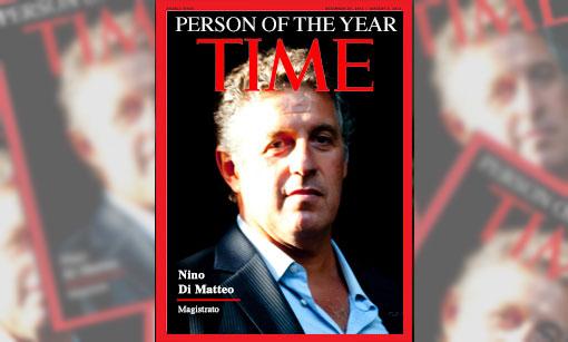 """L'uomo dell'anno per il blog di Grillo è """"L'Onesto"""": Nino Di Matteo"""