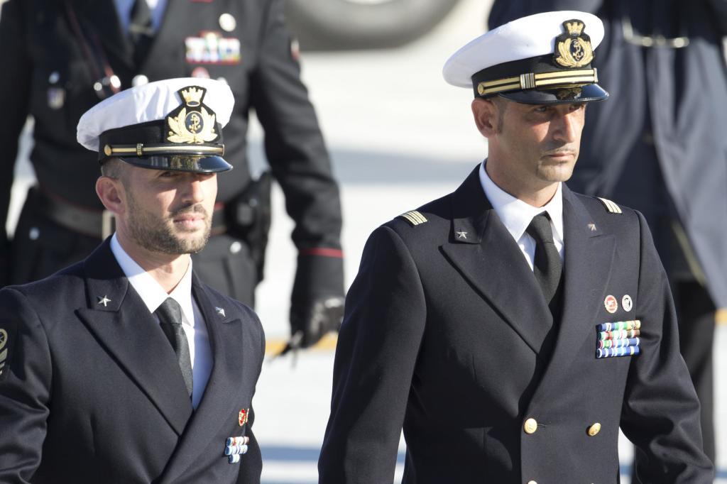 Marò, l'India rigetta le istanze di Latorre e Girone: la colpa è di tutti