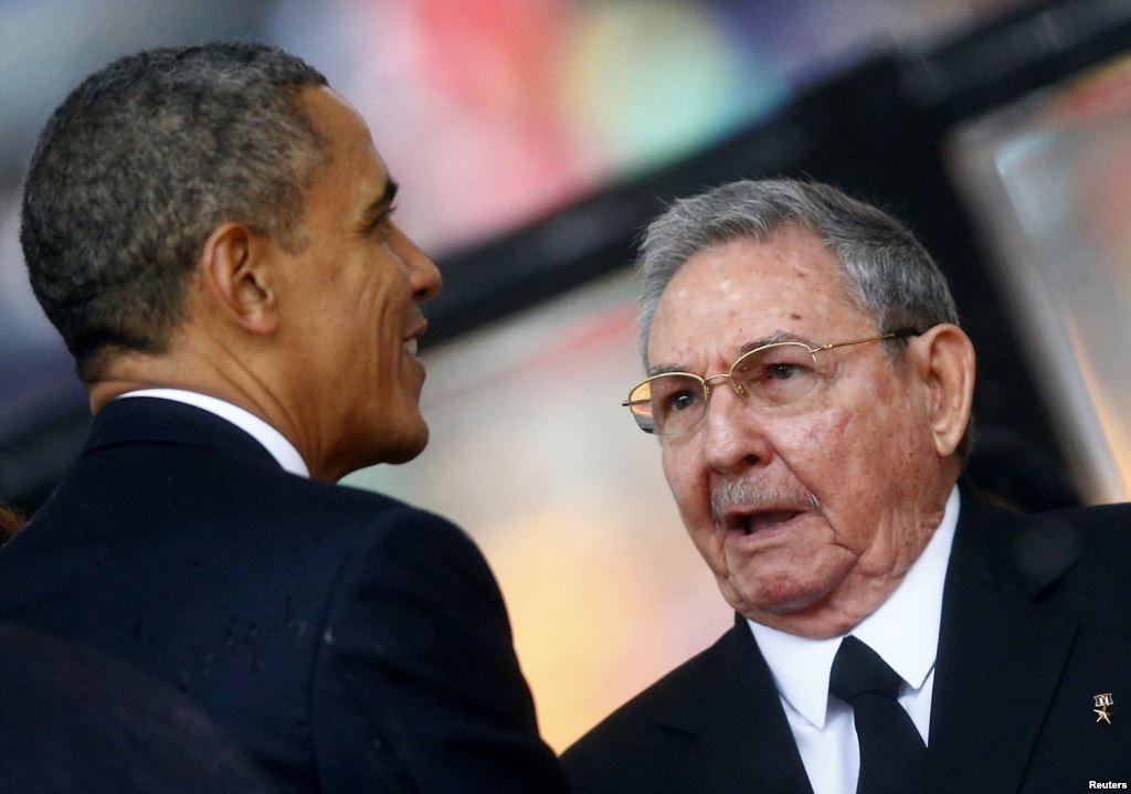 """Usa-Cuba, Obama e Castro: """"Vogliamo sia un nuovo capitolo"""""""