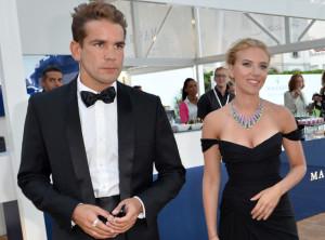 Scarlett Johansson e Romain Dauriac, matrimonio in gran segreto