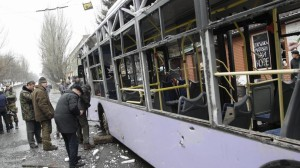 13 morti a Donetsk a causa di un mortaio, a Berlino stabilito accordo