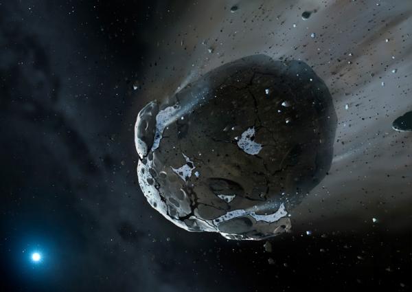 L'asteroide 2004 BL86 sfiorerà la Terra alle 17,49 (ora italiana)