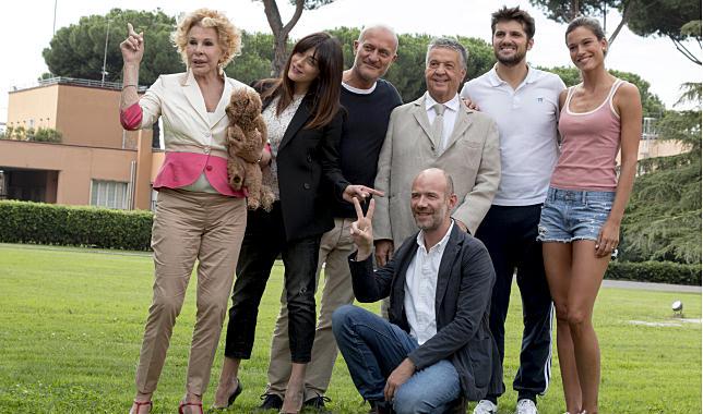 """""""Ma che bella sorpresa"""": al cinema con Bisio, Matano e Pozzetto"""