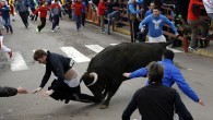 Studente statunitense incornato al Carnevale del Toro, è grave