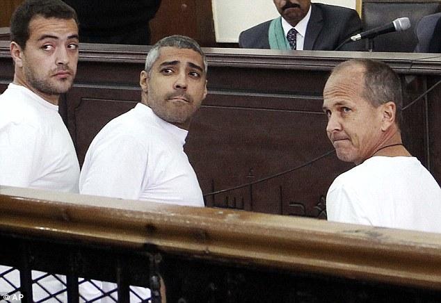 Terrorismo, scarcerati in Egitto i due giornalisti di Al Jazeera