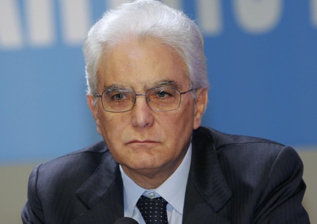 Presidente Sergio Mattarella, il giorno dopo l'elezione chiama Ciampi