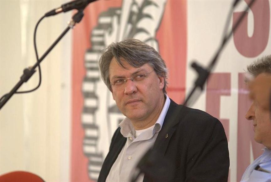 """Maurizio Landini lancia la """"coalizione sociale"""" anti-Renzi"""