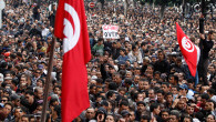 """Tunisi, Renzi alla marcia contro il terrorismo: """"Non l'avranno vinta"""""""